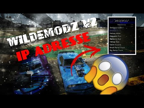 New Sprx | WildeModz  2V (IP Address) and GIVE/REM RP + Free Download