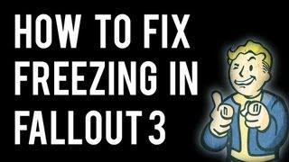 Win7 Win8 Multi-Core How to Fix Fallout 3 Freezing Crashing