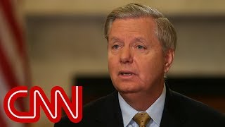 Sen Graham Trump is not a racist