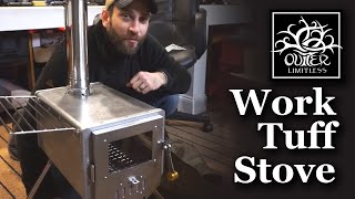 Work Tuff Stove - WTS 380 - First Impressions & Unboxing