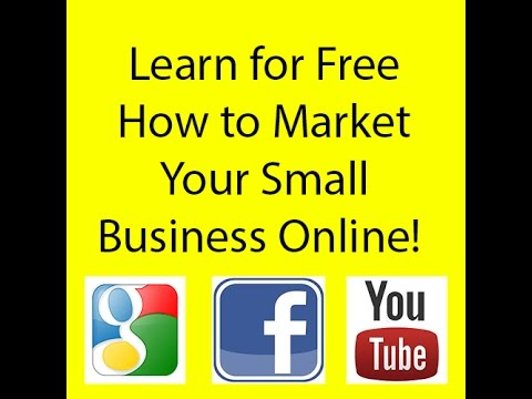 How To Market A Small Business Online   Internet Marketing 101   Banner Ads Intro   818-275-2429