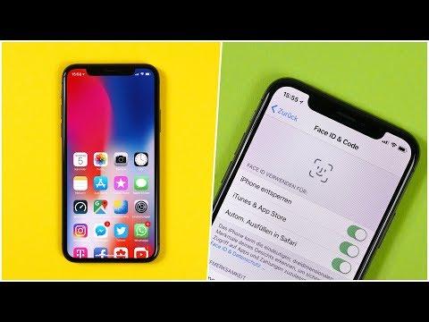 Apple IPhone X - Die Besten Tipps & Tricks (Deutsch)   SwagTab