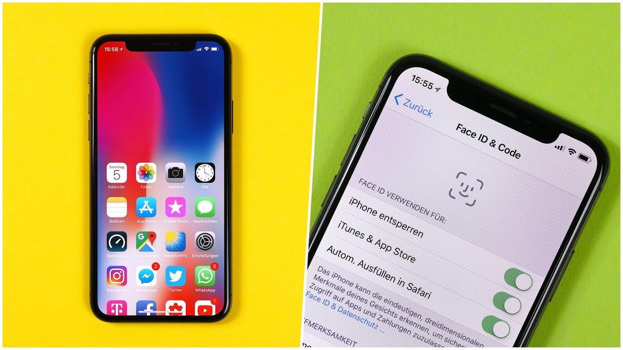 Apple iPhone X - Die besten Tipps & Tricks (Deutsch) | SwagTab