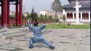 Ушу. Нунчаки. Обучение (Wushu)