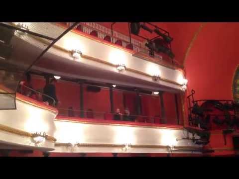 Театр Станиславского Обзор зала