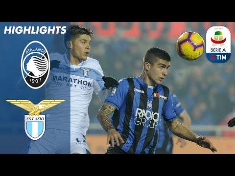 Atalanta 1-0 Lazio   Early Atalanta Goal Secures Win   Serie A