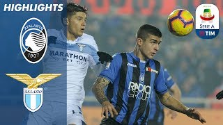 Atalanta 1-0 Lazio | Early Atalanta Goal Secures Win | Serie A