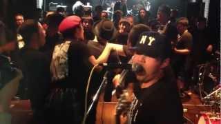 BREAK OF CHAIN Live at HOOK, Sendai