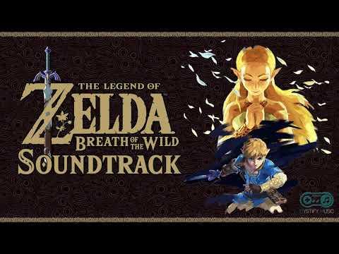 Divine Beast Vah Naboris Dungeon - The Legend of Zelda: Breath of the Wild Soundtrack