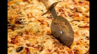 Приготовление пиццы с помощью хлебопечки