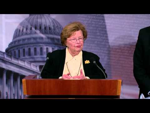 Mikulski Urges Senate to Pass Bipartisan Bill to Help Families Access Safe & Quality Child Care