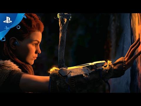 Horizon Zero Dawn - Countdown to Launch at PS Store   PS4
