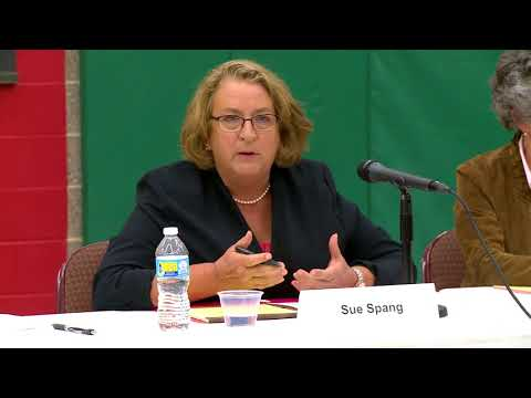 Salem First Selectman debate