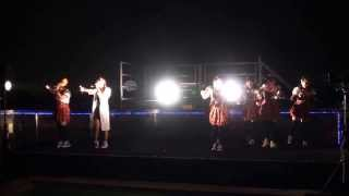 2013.11.3ウタ娘スーパーライブにて劇団ナチュラリズムで発表したハチプ...