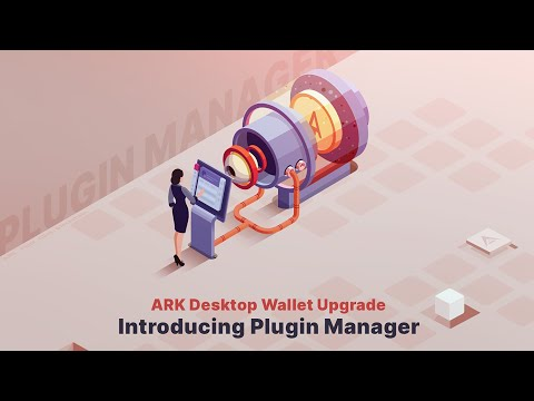 Video Walkthrough: Plugin Manager for the ARK Desktop Wallet