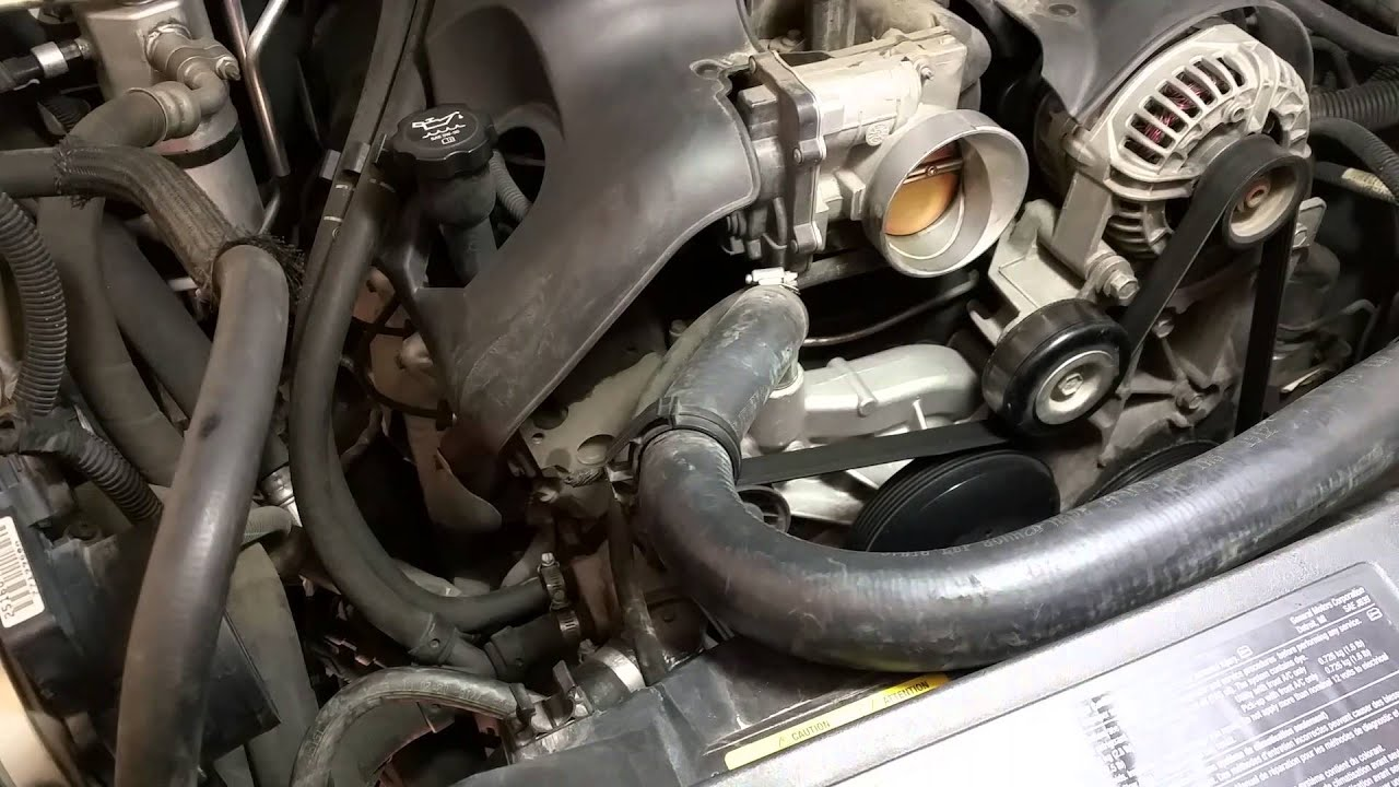 2005 GMC Yukon Denali Oil Cooler Line Connector part 1 - YouTubeYouTube