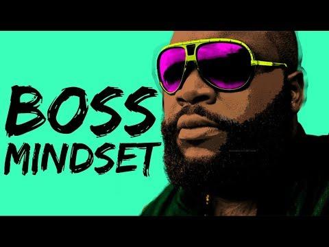 Rick Ross - Boss Mindset | SUCCESS VIBES (Motivational Music)