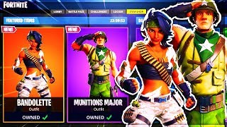 🔴 NEW SKIN at 01:00 in the BOUTIQUE of 10 MARCH on Fortnite!