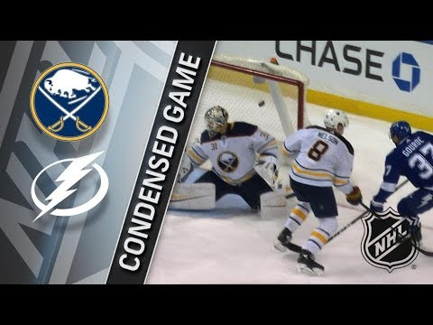 Buffalo Sabres vs Tampa Bay Lightning apr 6, 2018 HIGHLIGHTS HD