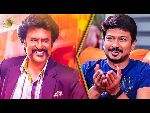 Working With Rajinikanth Is A Dream Come True For Me : Udhayanidhi Stalin | Petta | Kanne Kalaimaane