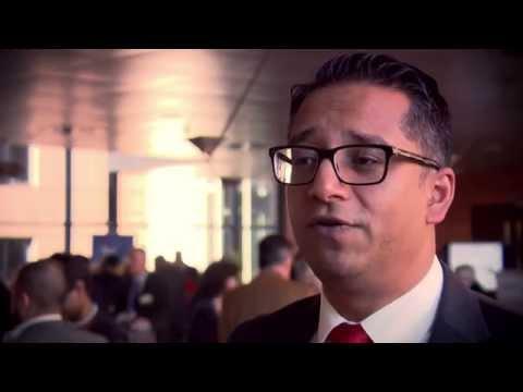 ALDE-CoR 2014 LeaDeR award winner Yousuf Gilani (Norwegian Venstre Party)