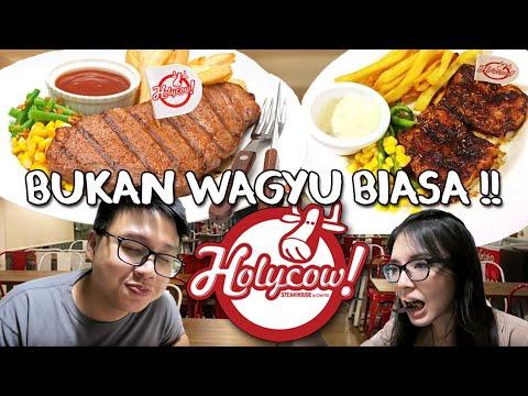 STEAK WAGYU KELAS DUNIA BUATAN INDONESIA!!