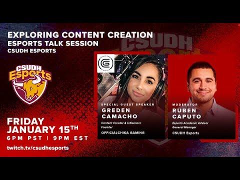Exploring Content Creation