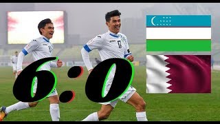 Ўзбекистон vs Қатар ( Uzbekistan vs Qatar )