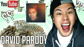 HOW MUCH MONEY DOES DAVID PARODY MAKE ON YOUTUBE 2016 YouTube Earnings