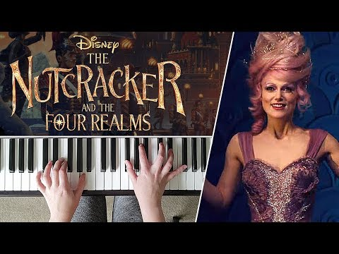 Dance of the Sugar Plum Fairy - The Nutcracker and the Four Realms || PIANO COVER
