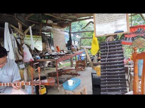 Folk Song Northern Thailand ดนตรีพื้นเมือง ภาคเหนือ