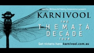 Karnivool Themata Decade Tour Trailer