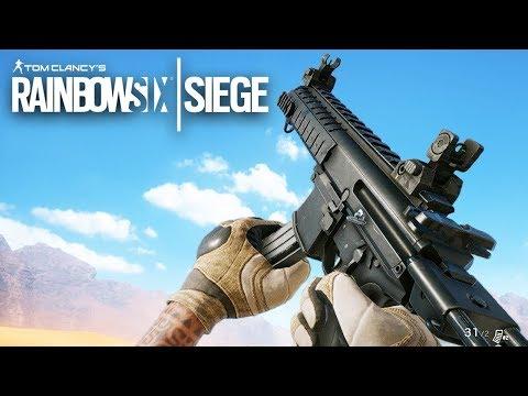 Rainbow Six Siege ALL Weapons Showcase Mp3