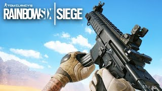 Rainbow Six Siege ALL Weapons Showcase