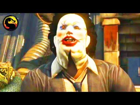 Mortal Kombat X: NEW Leatherface Gameplay Pretty Lady Variation - Kombat Pack #2 Leatherface