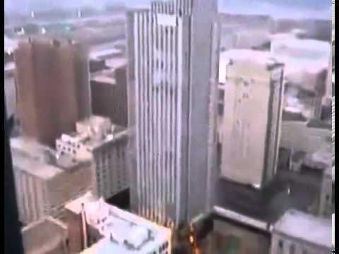 Идеальный снос небоскрёба