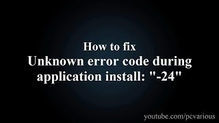 5 Ways to fix Android Error