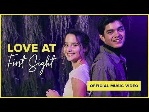 LOVE AT FIRST SIGHT | Annie LeBlanc | Official Music Video