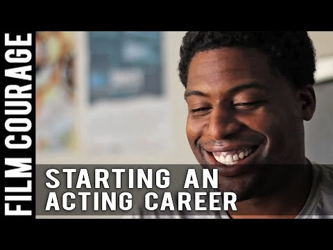 First Steps Of Making It As An Actor In Los Angeles by Frantz Durand