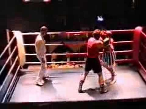 darren haines boxer / coach some old fights,