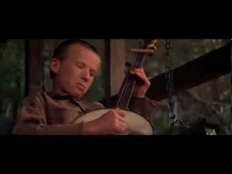 Banjo Duel, from Deliverance, Jon Voight, Burt Reynolds, Ned Beatty. 1982.