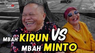 Download lagu LEGEND ‼️ABAH KIRUN Godain MBAH MINTO NGAKAK POLL 😂 - Ucup Klaten