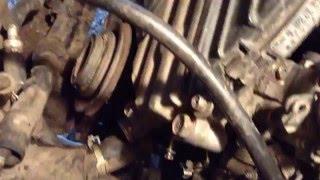 ремонт тойота таун эйс 1992 года выпуска.88 лс турбодизель 2 литра (14) подчасть