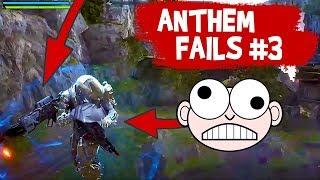 Zapętlaj Anthem Funny Fails #3 - That's not Right! | Fifa & Gaming Fun
