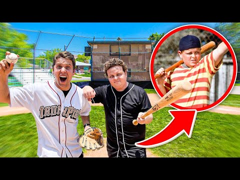 HAM from SANDLOT Home Run Derby! (Baseball Challenge)