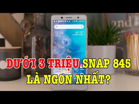 Tư vấn điện thoại dưới 3 triệu Snapdragon 845 vẫn là ngon nhất?