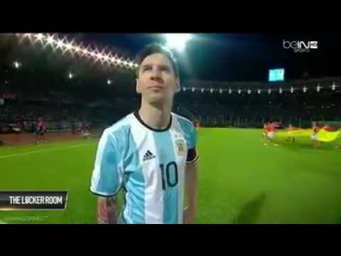 "Lionel Messi::: Ray Hudson "" As in the jungle there is only one king, A LION, A LIONEL Messi """