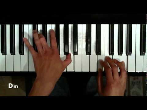 How to Play Sparks Fly on the Piano