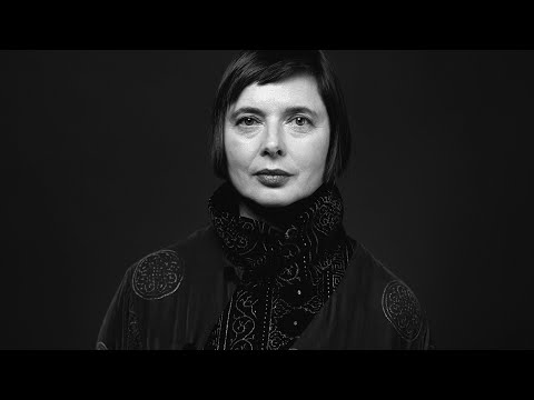 Isabella Rossellini Regis Dialogue with John Anderson