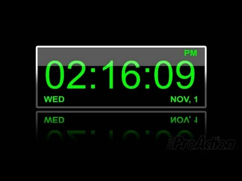 ... make a Digital Clock using the Timecode Effect in Adobe Premiere Pro